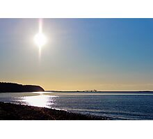 Newfoundland Ocean View Photographic Print