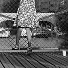 La robe et le gobelet by Jean-Luc Rollier