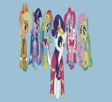 Rarity and Friends Kids Clothes
