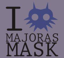 I <3 Majora's Mask by Jack-O-Lantern