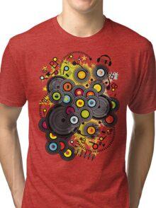 20th-Century Music Tri-blend T-Shirt