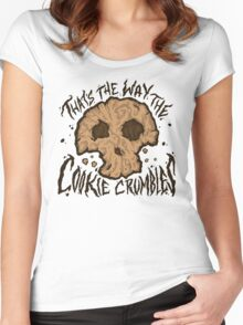 Crumble Women's Fitted Scoop T-Shirt