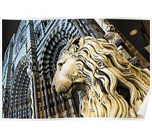 San Lorenzo Cathedral, Genoa Poster