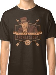 Professor of Archaeology Classic T-Shirt