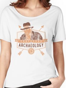 Professor of Archaeology Women's Relaxed Fit T-Shirt