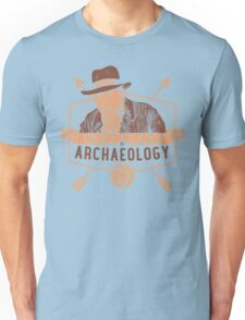 Professor of Archaeology Unisex T-Shirt