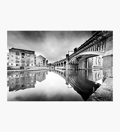 Castlefield, Manchester Photographic Print