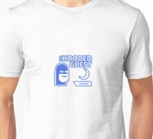 The Hooded Guest Unisex T-Shirt