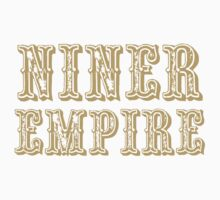 Niner Empire Gold by ASdesigns