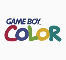 GameBoy Color Revamped Logo by Jack-O-Lantern