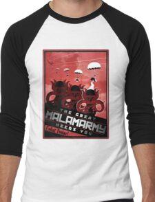 Malamarmy Propaganda Shirt - Pokemon Men's Baseball ¾ T-Shirt