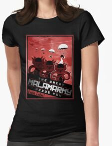 Malamarmy Propaganda Shirt - Pokemon Womens Fitted T-Shirt