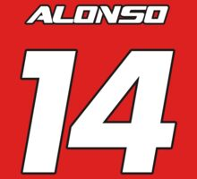 Alonso 14 by Tom Clancy