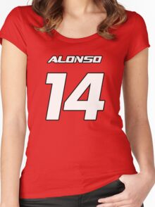 Alonso 14 Women's Fitted Scoop T-Shirt