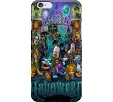 Disney Halloween  iPhone Case/Skin