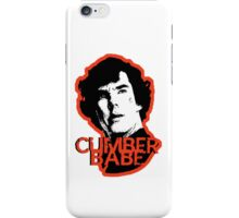 Cumberbabe iPhone Case/Skin