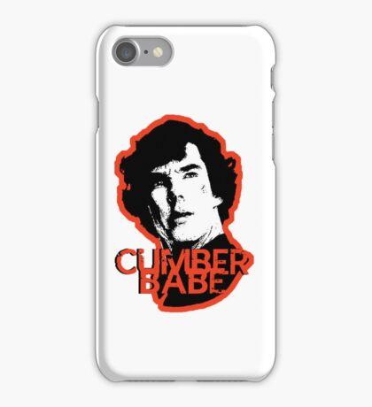 Cumberbabe iPhone Case/Skin