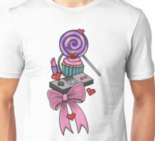 Girly Gamer Unisex T-Shirt