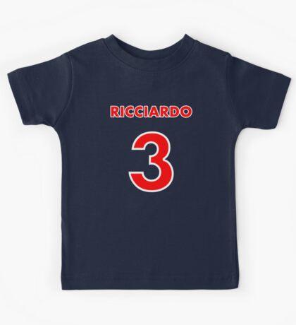 Ricciardo 3 Kids Tee
