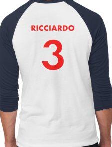 Ricciardo 3 Men's Baseball ¾ T-Shirt