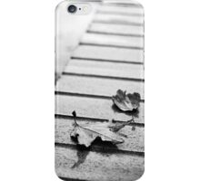 Waiting Our Turn iPhone Case/Skin