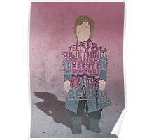 Tyrion Lannister from The Game Of Thrones Typography Quote Design Poster