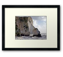 Splash Point Seaford Framed Print