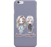 Chibis! iPhone Case/Skin