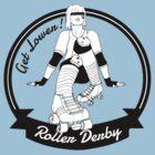 Roller Derby - Get Lower! by altair4