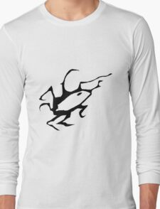 Paramite first tattoo Long Sleeve T-Shirt