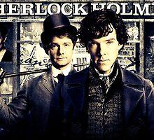 Sherlock2 by basilsilos