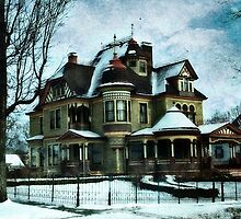 Mansion on the Hill by :)Trena S(: