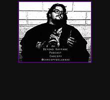 Chrispy Mugshot - Beyond Kayfabe Podcast Unisex T-Shirt
