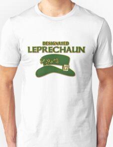 Designated Leprechaun Unisex T-Shirt