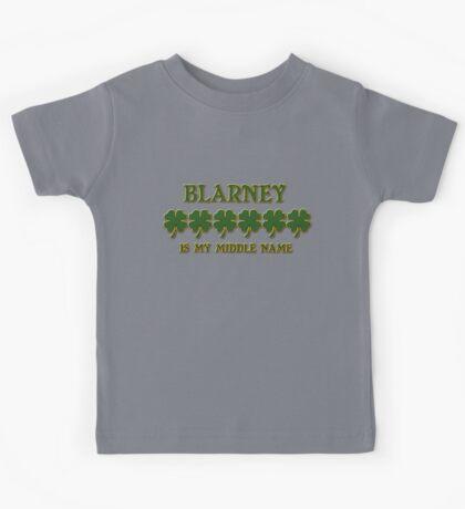 Irish Blarney Kids Tee