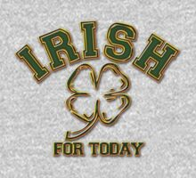 Irish For Today One Piece - Long Sleeve