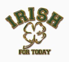 Irish For Today Baby Tee