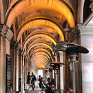 Arches at the GPO by Larry Lingard-Davis