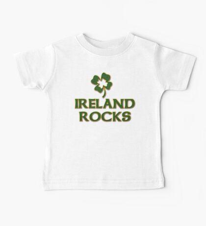 Ireland Rocks Baby Tee