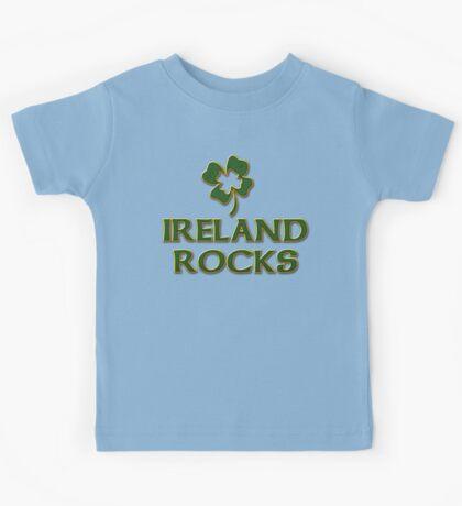 Ireland Rocks Kids Tee