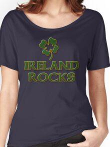 Ireland Rocks Women's Relaxed Fit T-Shirt