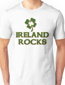 Ireland Rocks Unisex T-Shirt