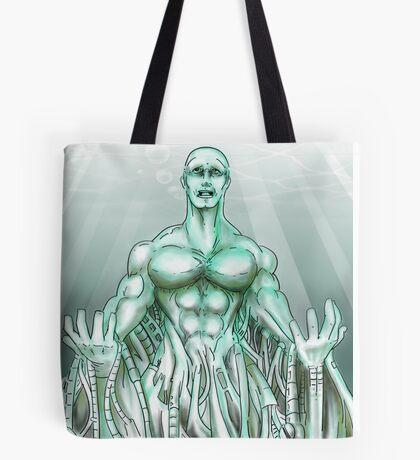 Mechanical Sea Tote Bag