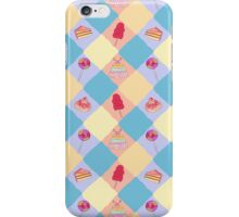 Candy and Cake patchwork  iPhone Case/Skin