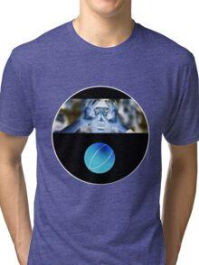 3 Goggles Tri-blend T-Shirt