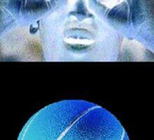 3 Goggles Sticker