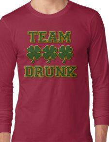 Irish Drinking Long Sleeve T-Shirt