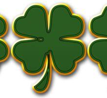Irish Drinking Sticker