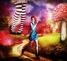 Wonderland by victoriaobscure