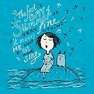 A Little Summer Song by Carla Martell